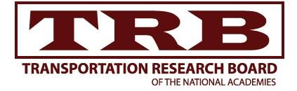 Titre:2016 TRB Annual Meeting